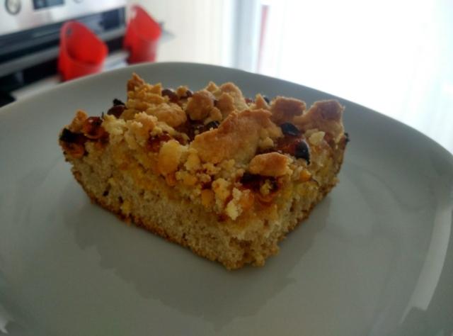 Rakytníkový koláč