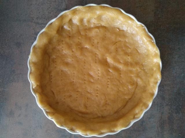 Těsto na koláč s ricottou a fíky